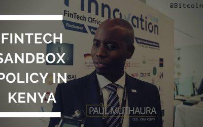 Kenya keen on regulatory fintech sandbox