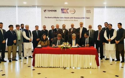 Bank of Khyber picks Temenos for front-to-back office tech overhaul