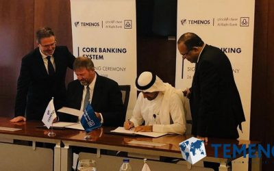 Al Rajhi Bank, the world's largest Islamic bank, selects Temenos to power digital transformation and growth