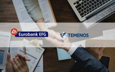 Temenos signs Eurobank